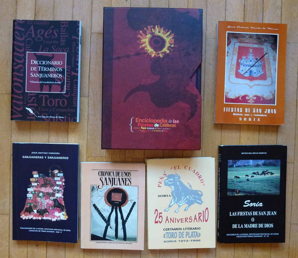 Bibliografia sobre los Sanjuanes de Soria