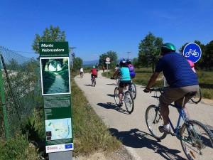 Dia de la Bicicleta por Valonsadero Soria 2015