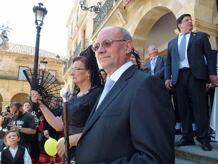 Jurados de La Blanca en homenaje a La Blanca_Soria 2015