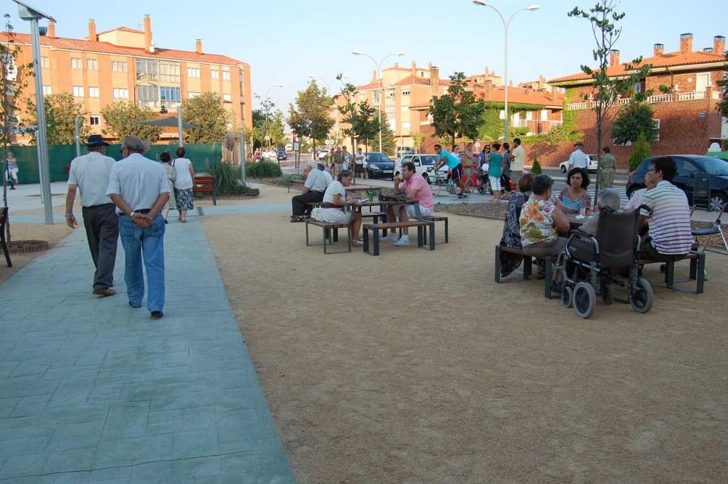 Parque del Centro Gaya Nuño