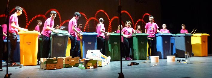 contenedores musicales Intercentros Soria 2015