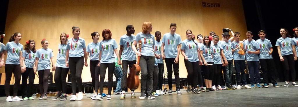 musica Intercentros en Soria 2015