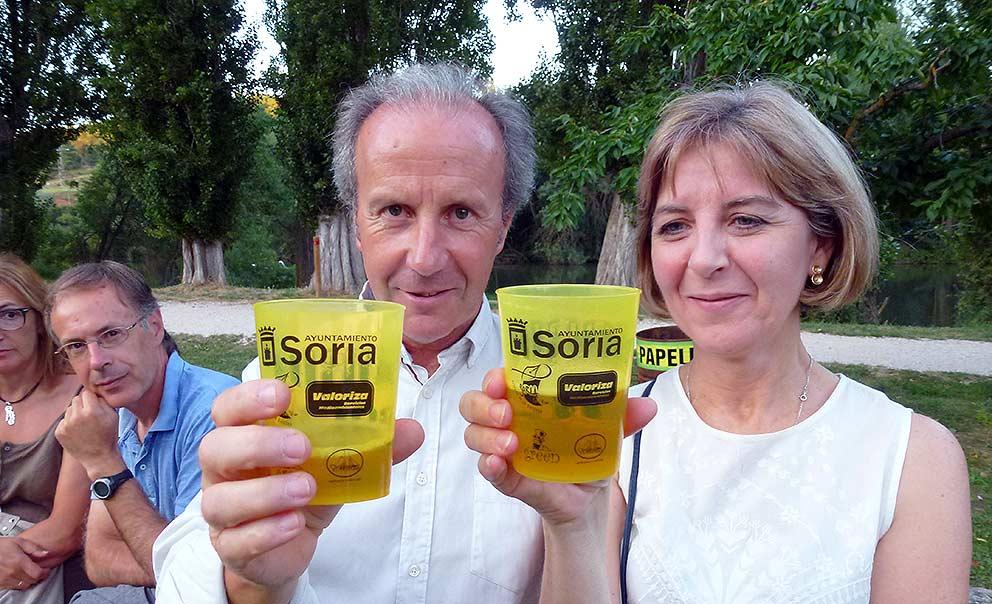 vasos-reciclables-Enclave-de-Agua-Soria-2015