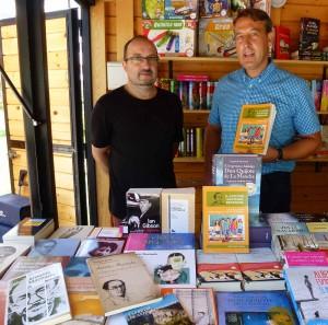 Martin Ruiz_Expoesia Soria 2015_Libros sobre Antonio Machado
