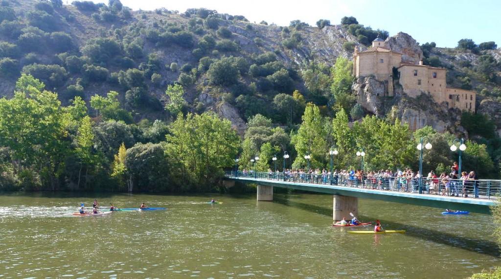 Piraguismo en el Duero-Soria-San Saturio-Celtykayak
