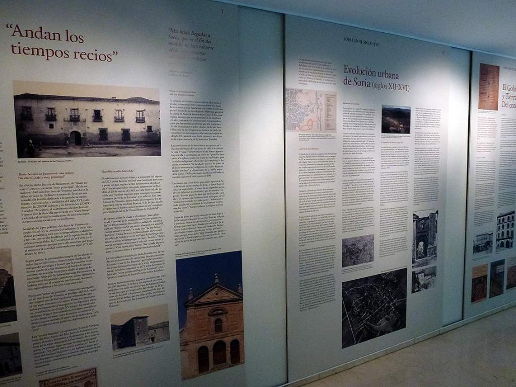 Soria-en-el-siglo-XVI-exposicion-Biblioiteca-de-Soria-1
