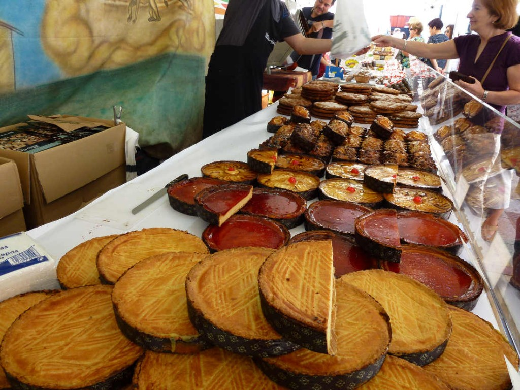 X Mercado de Viandas de Soria - reposteria