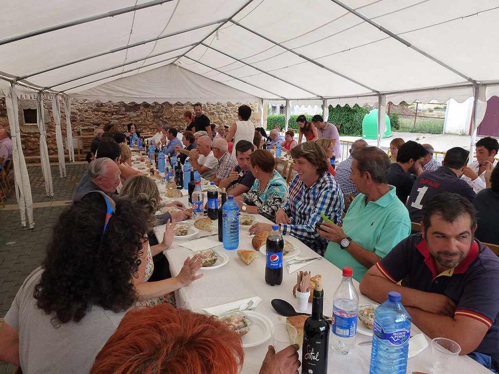 fiestas-de-Las-Casas-de-Soria-2015--alcalde-Carlos-Martinez