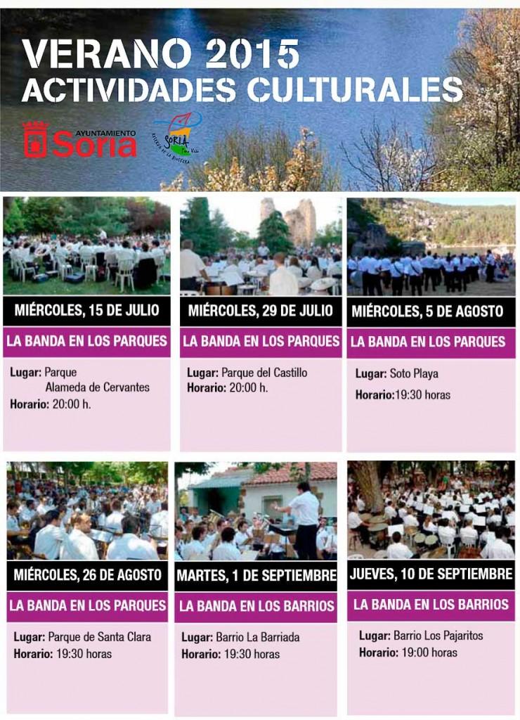 Banda-Municipal-de-Soria-en-los-parques--Verando-2015