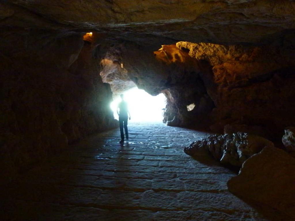 Cueva de San Saturio en Soria