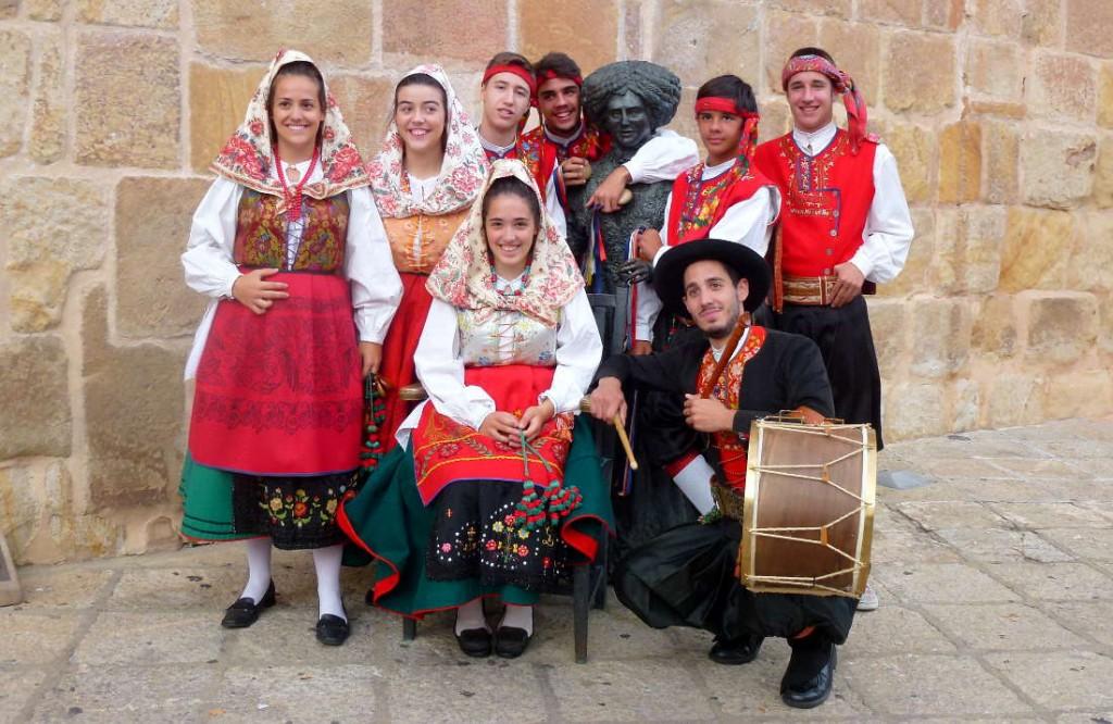 Maragatos en Festival de Musica y Danza Tradicional de Soria 2015