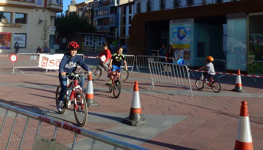 Semana de la Sostenibilidad Soria Ghimkana bici