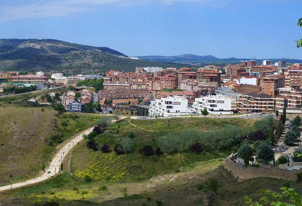 Soria-desde-el-Castillo-zona-sur-panoramica