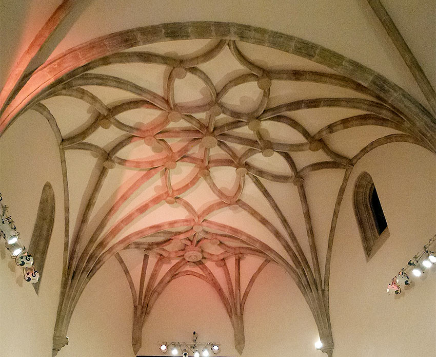 boveda-gotica-Aula-magna-Tirso-de-Molina-de-Soria
