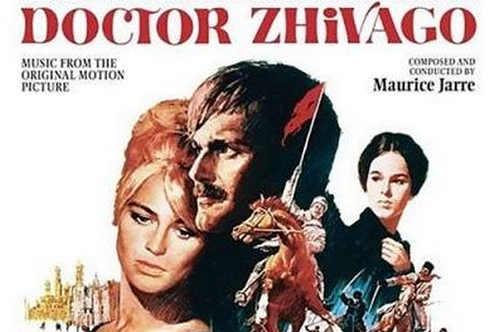 doctor zhivago y su Tema de Lara
