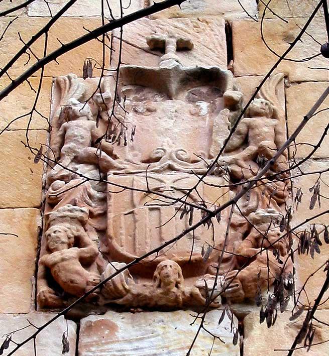 escdo-mercedario-en-la-iglesia-del-convento-soriano