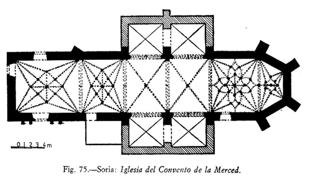 gotico-del-convento-de-la-merced-en-soria