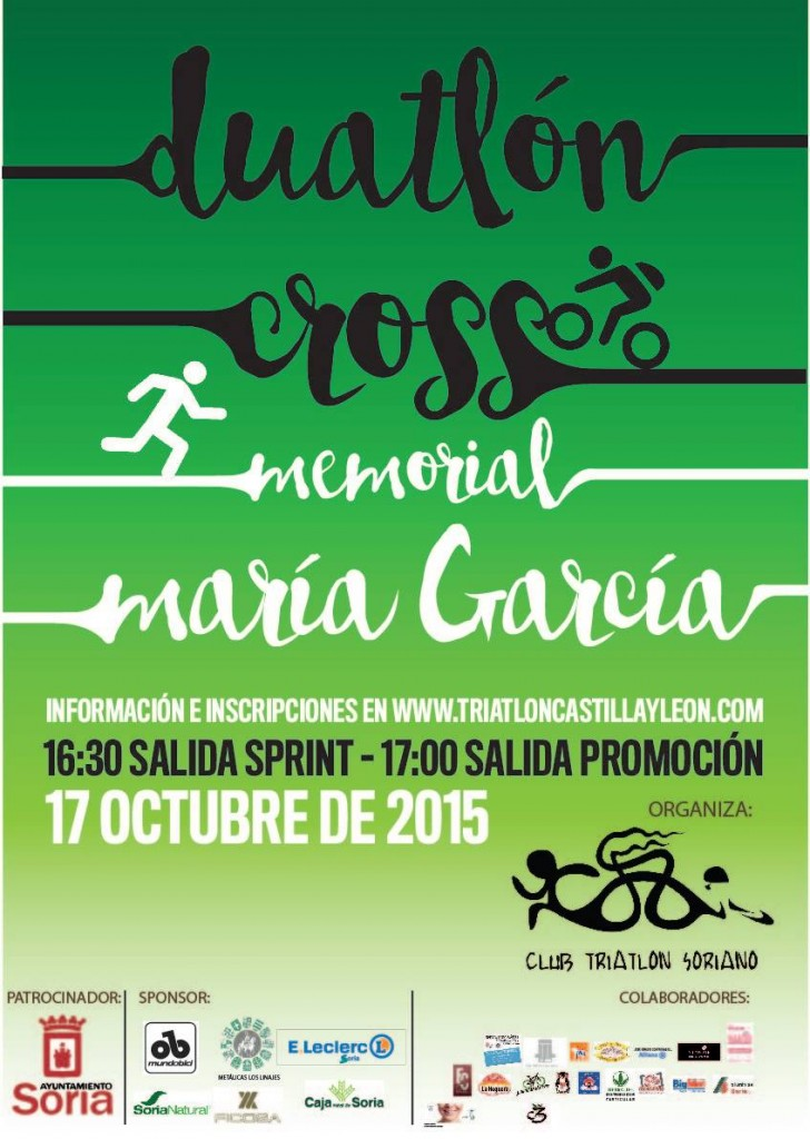Duatlon Cross en Pinarcillo de Soria 2015