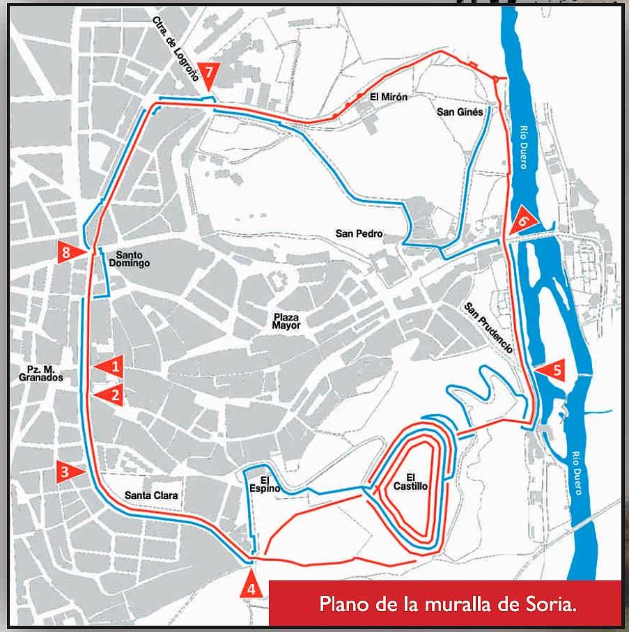 Plano-de-las-Murallas-de-Soria