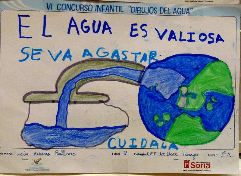 Agua es Vida exposicion Ayto de Soria y Fundacion Navalpotro