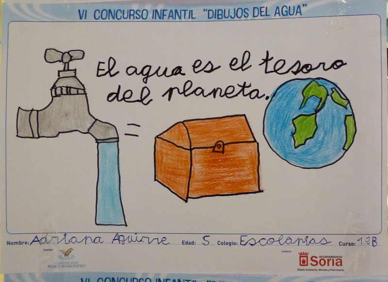 Agua es Vida_Ayto de Soria y Fundacion Navalpotro