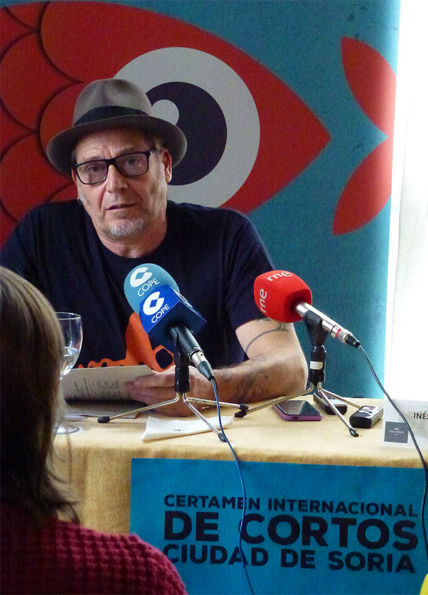 Javier-Muñiz_director-Certamen-de-Cortos-de-Soria-en-presentacion-2015