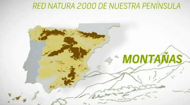 Tierras Altas en Red Natura 2000