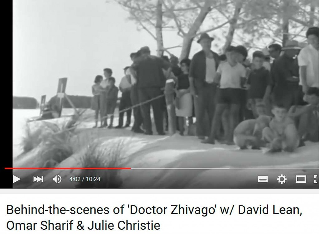 pinariegos-sorianos-viendo-rodar-Doctor-Zhivago