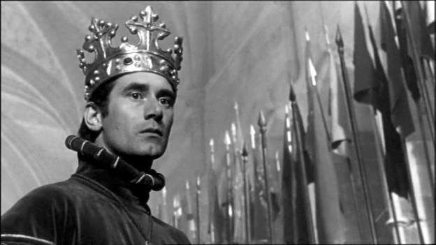 Campanadas a Medianoche en Santa Maria de Huerta, coronoamiento del rey