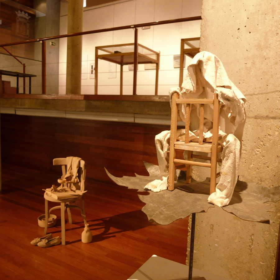 Exposicion Desde Ninguna parte en Soria 2