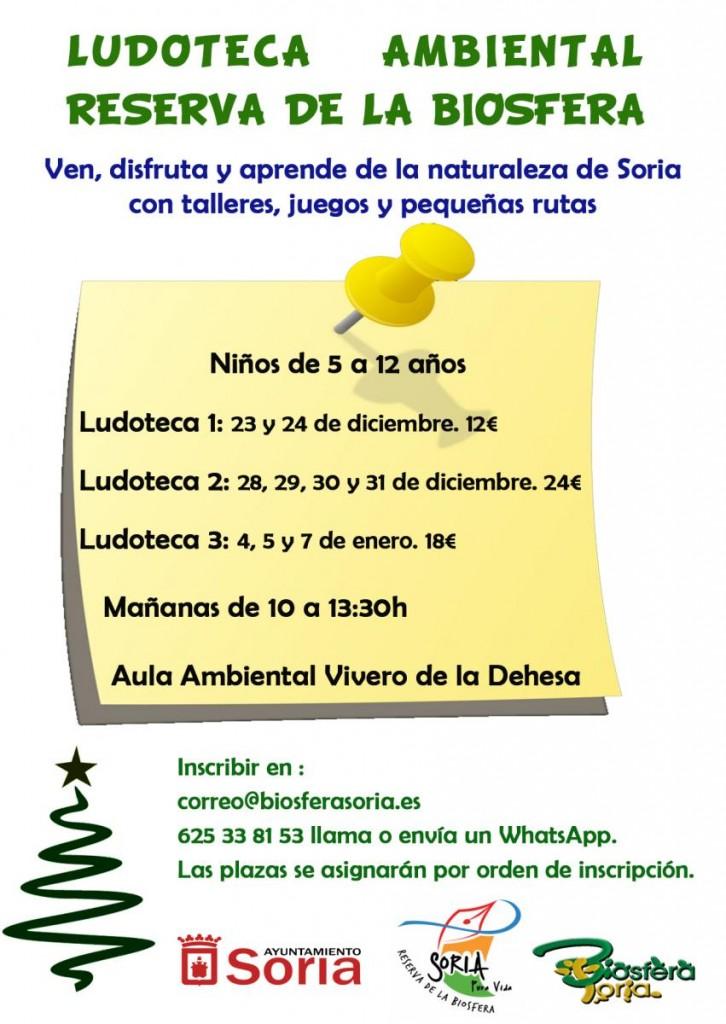 Ludoteca en Soria diciembre 2015
