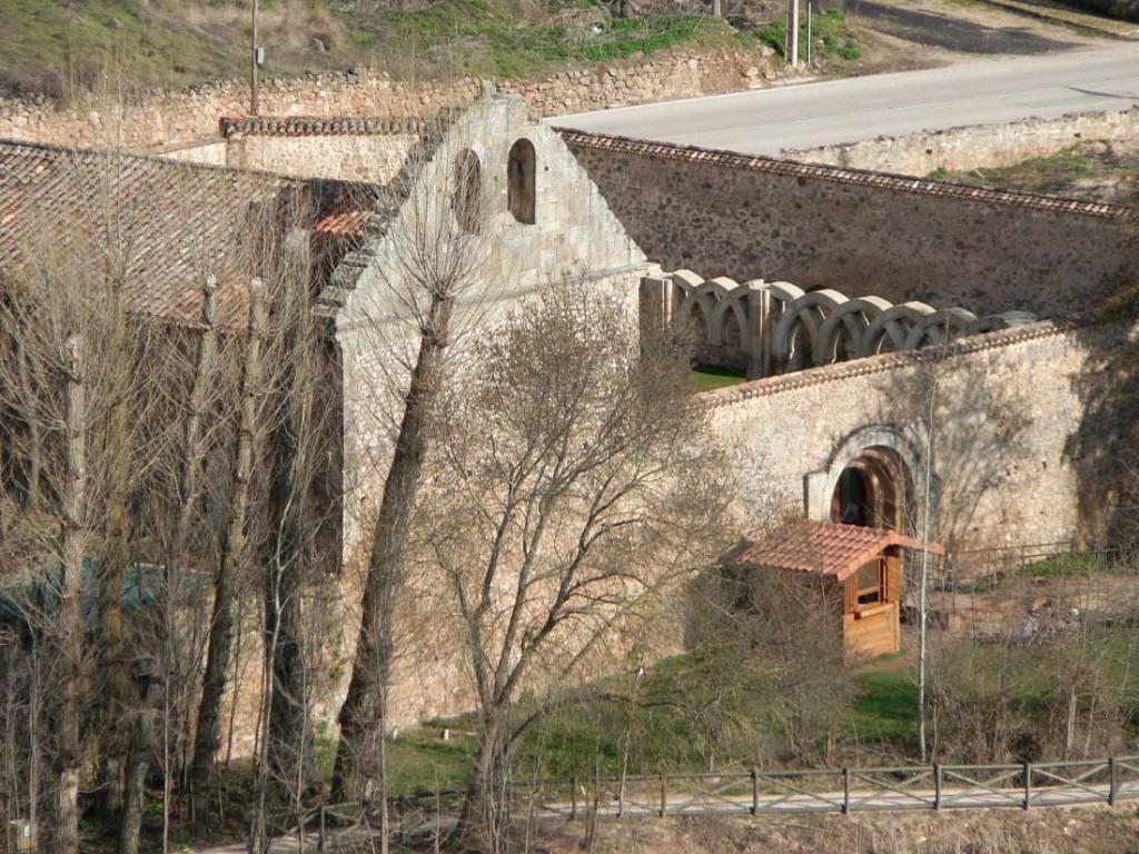 San Juan de Duero en Soria desde el Miron