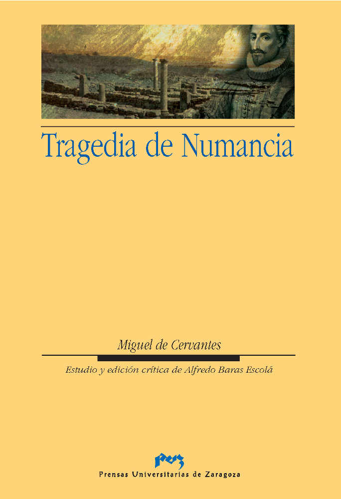 Cerco de Numancia o Tragedia de Numancia_Cervantes