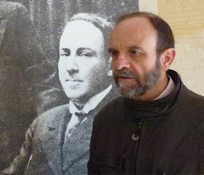 Antonio-Machado-y-Jose-Maria-Martinez-Laseca