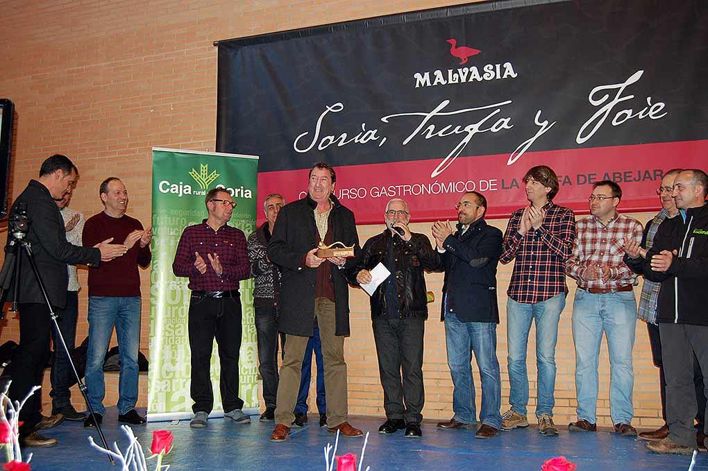 Feria-de-la-Trufa-de-Soria-2016,-premios-en-Abejar