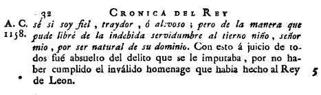 Infante Alfonso VIII en Soria por el Marques de Mondejar 3