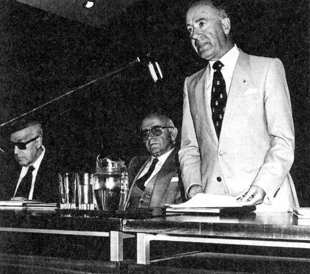 Miguel Moreno en Congreso de Cronistas OficaIes _soria1_1981-