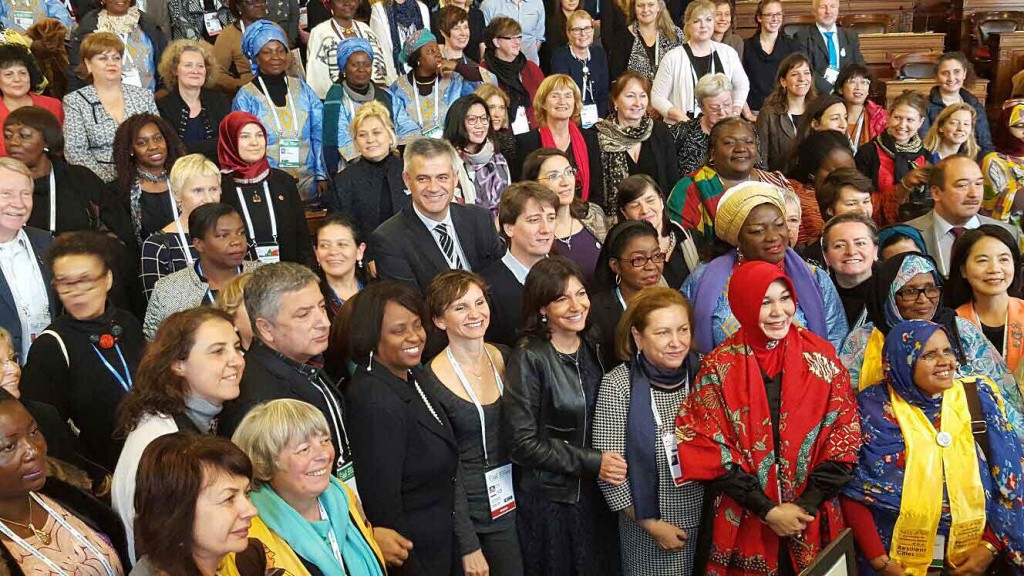Alcalde-de-Soria-por-La-FEMP-en-la-Cumbre-de-París para Entes Locales-Dic2015