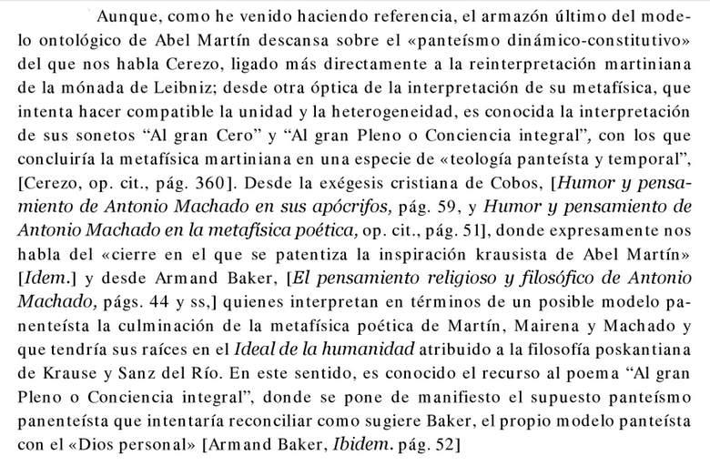 Krausismo de Antonio Machado Ruiz