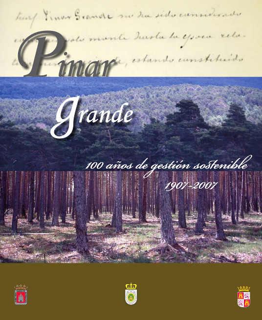 Libro de Pinar Grande de Soria