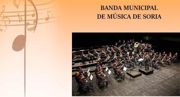 Banda-de-Musica-de-Soria-en-VI-Concierto-de-Canto-Coral
