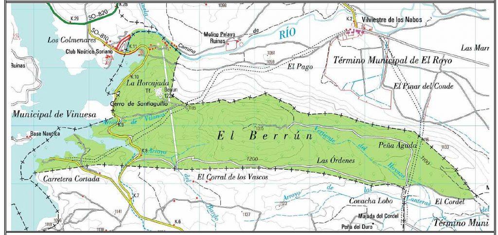 Monte-Berrun-en-Soria