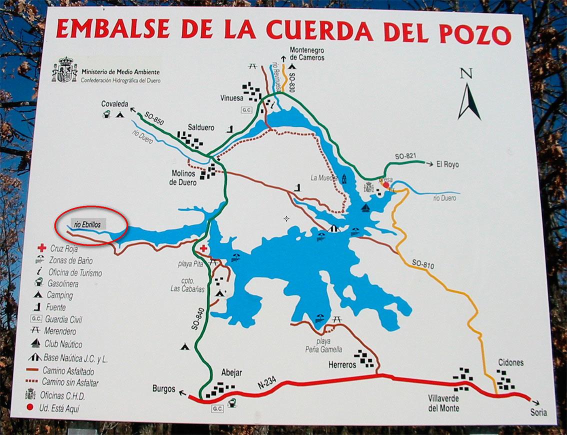 Rio-Ebrillos-en-Pantano-de-Cuerda-del-Pozo