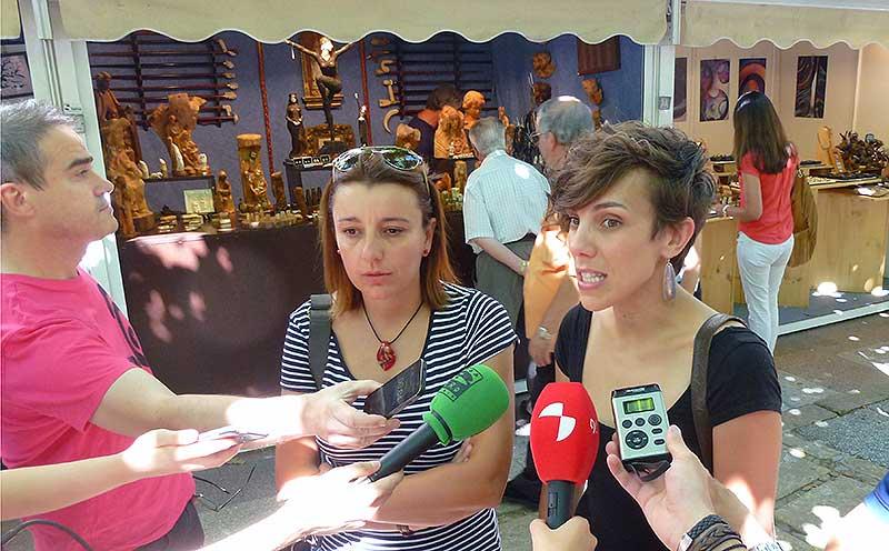 Inauguracion-33-Feria-de-Artesania-de-Soria