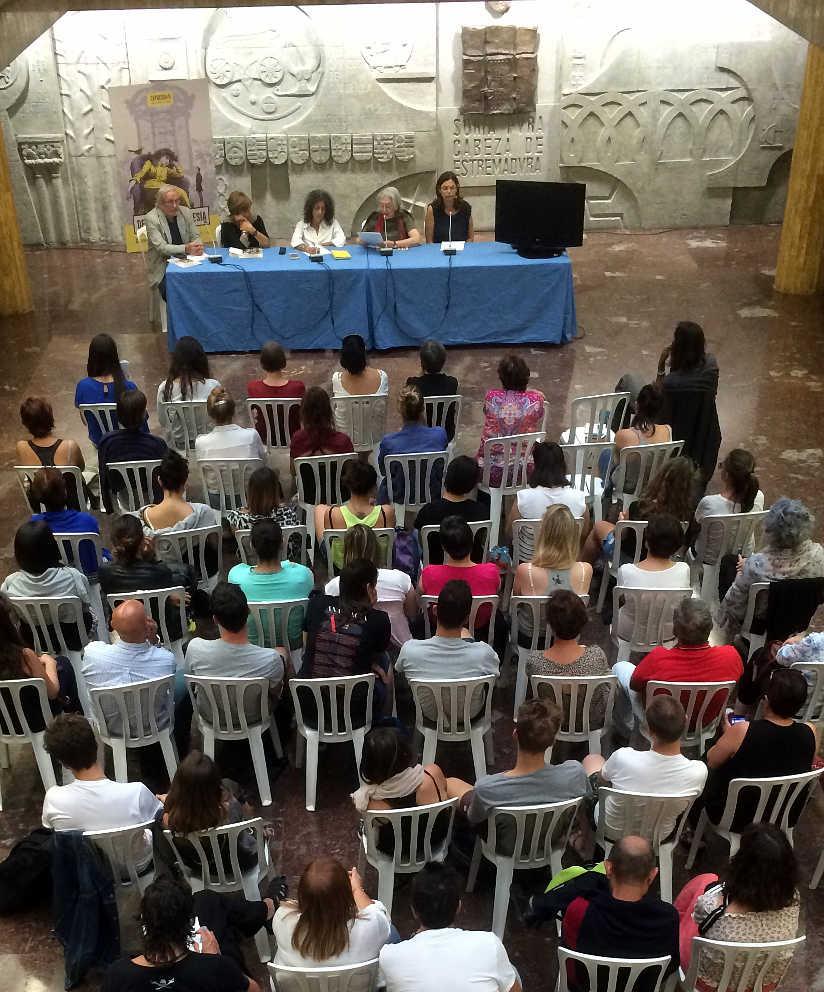 Clara Janes Exposia Soria 2016
