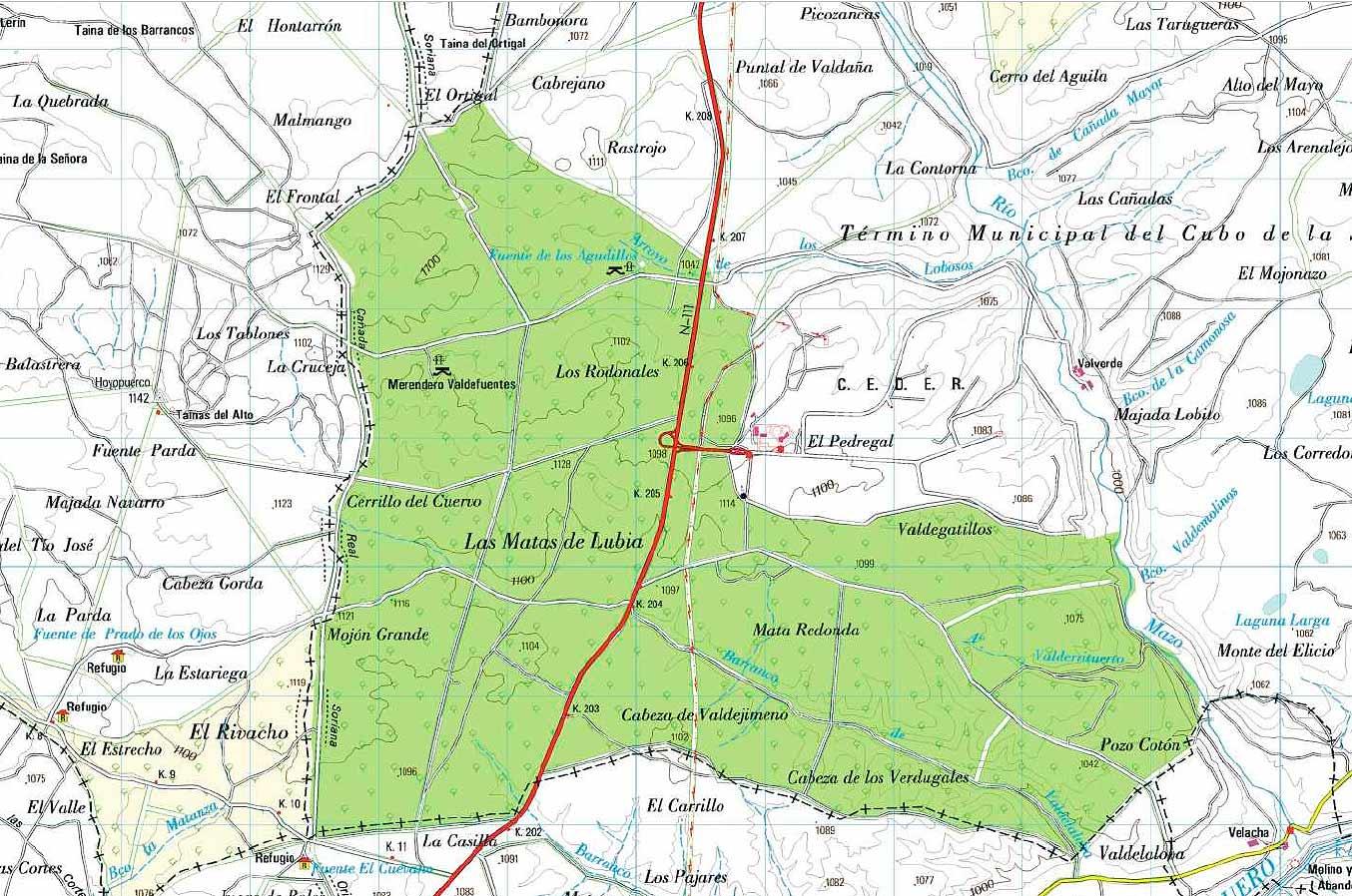 Monte-Matas-de-Lubia-en-Soria