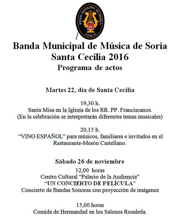 banda-de-musica-de-soria-en-santa-cecilia-2016