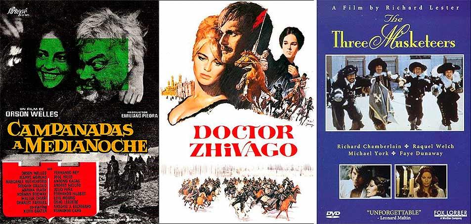 Películas famosas rodadas en Soria